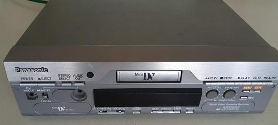 Vídeo Panasonic Ag Dv 1000 Mini Dv & Dvcan - No Estado