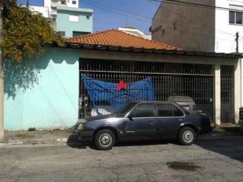 Imagem 1 de 6 de Casa Térrea (terreno) Em Tatuapé - Tp11677