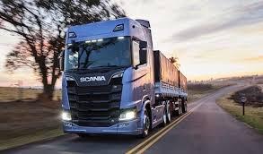Scania R450 6x2, 6x4