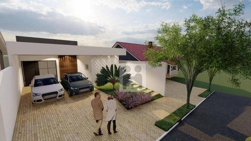 Imagem 1 de 8 de Casa Com 3 Dormitórios À Venda, 145 M² Por R$ 690.000,01 - Bonfim Paulista - Ribeirão Preto/sp - Ca0921