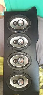 Tabla De Sonido Para Ford Fiesta Power (4 Triaxiales)