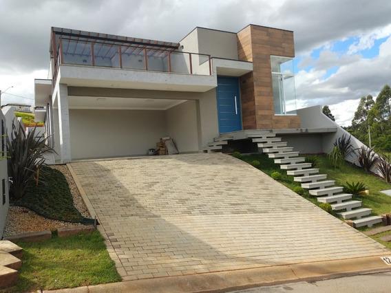 Linda Casa 3 Suítes Condomínio Campos Do Conde X Permuta
