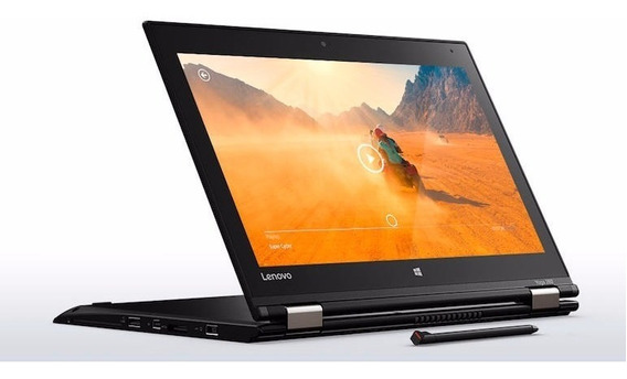 Notebook Thinkpad Yoga X1 I7 Vpro 16gb 2k Slim