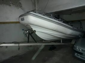 Semirido Albatros 5.5 Mercury 60hp Vendo O Permuto
