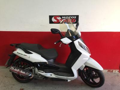 Dafra Citycom 300i 300 I 2013 Branca Branco