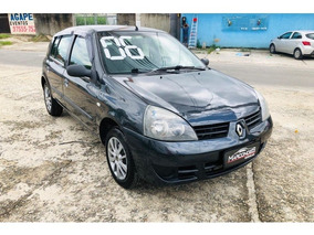 Renault Clio 1.0 Authentique 16v Hi-flex 4p Manual