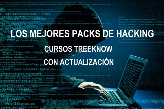 Cursos De Hacking Treeknow - Con Actualización
