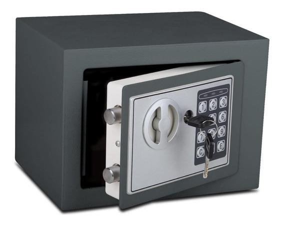 Caja Fuerte Digital Seguridad Alarma-bloqueo Acero Forjado