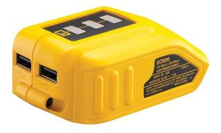 Adaptador Usb Carregador Bateria Power Bank Dcb090 - Dewalt