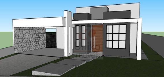 Casa Com 3 Dormitórios À Venda, 182 M² Por R$ 920.000 - Condomínio Reserva Santa Rosa - Itatiba/sp - Ca1269
