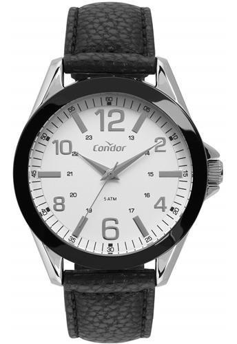 Relógio Condor Masculino Couro Co2035kym/2b
