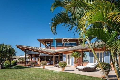 Casa Com 6 Dormitórios À Venda, 800 M² Por R$ 6.000.000 - Itaí - Itaí/sp - Ca0510
