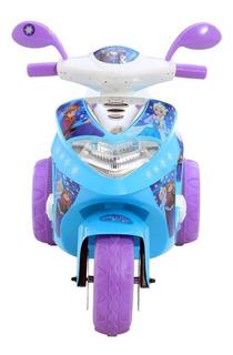 Moto Electrica Para Niña Prinsel Frozen Envio Gratis
