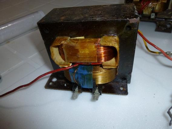Transformadores De At Para Microondas. Só Retirada.