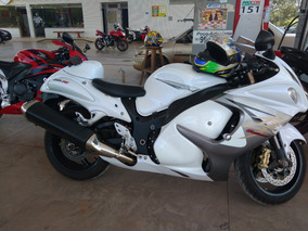 Moto Hayabusa 1300r 2015 Branca Toda Original