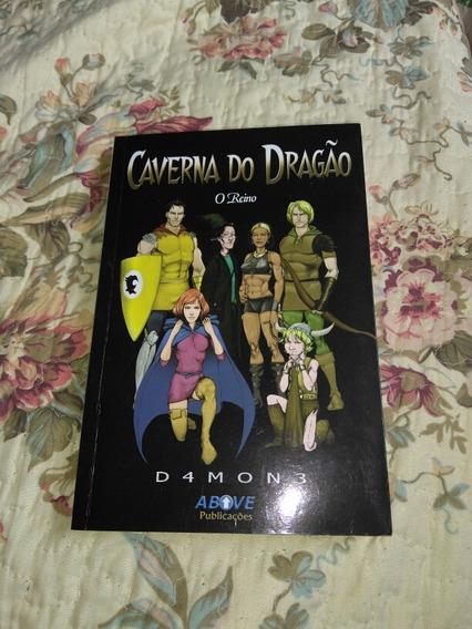 Livro Caverna Do Dragão O Reino