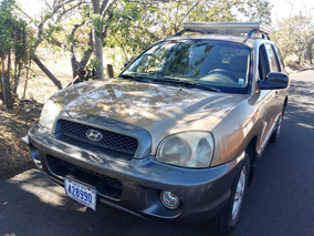 Hyundai Santa Fe 2001 4*4
