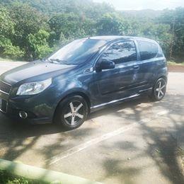 Chevrolet Aveo Sport 3 Puertas Hatchback