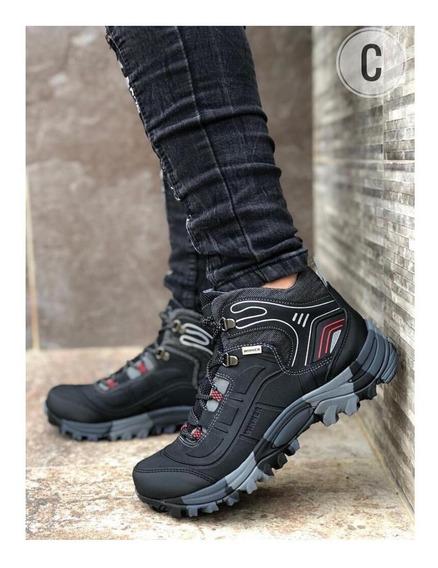 Botas Hombre, Zapatos Hombre, Envio Gratis, Ref 1238, Botin