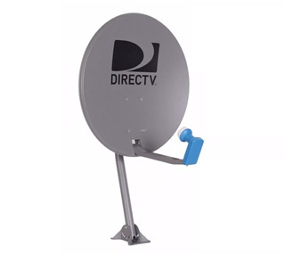 Antena Parabolica Satelital (consulte Instalacion)