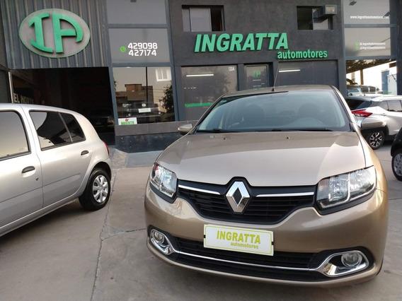 Renault Logan 1.6 16v Privilege - 2017 - Único En Su Estado