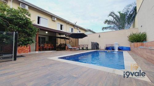 Casa Com 4 Dormitórios À Venda, 220 M²  - Home Club Villa Branca - Jacareí/sp - Ca2035