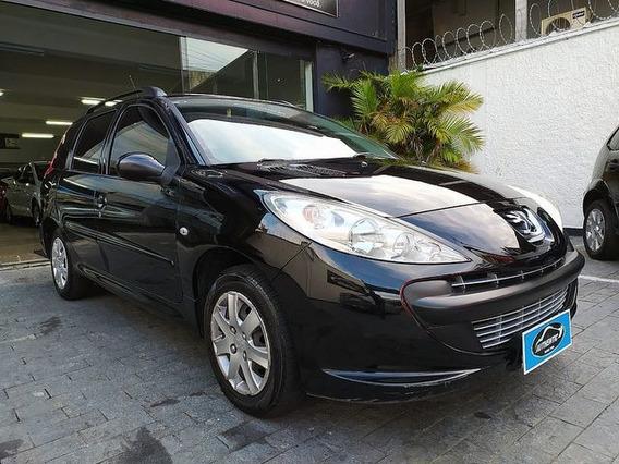 207 Sw 1.4 Xr Sw 8v 2011 Apenas 59.944 Km Nova De + Sp.