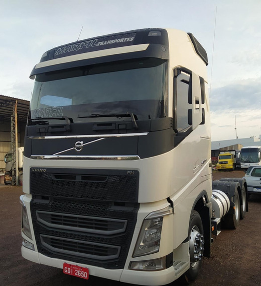 Volvo Fh540 Globetrother 6x4