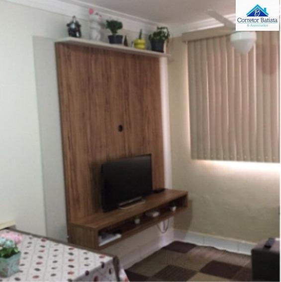 Apartamento A Venda No Bairro Parque Jambeiro Em Campinas - - 2419-1
