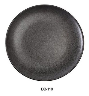 Yanco Db110 Diamond Black Collection 105 Coupe Shape Placa R
