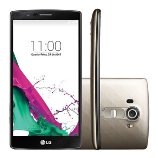 Lg G4 H815p 32gb 3gb 8mp Android 5.1 Wi-fi Dourado Vitrine 2