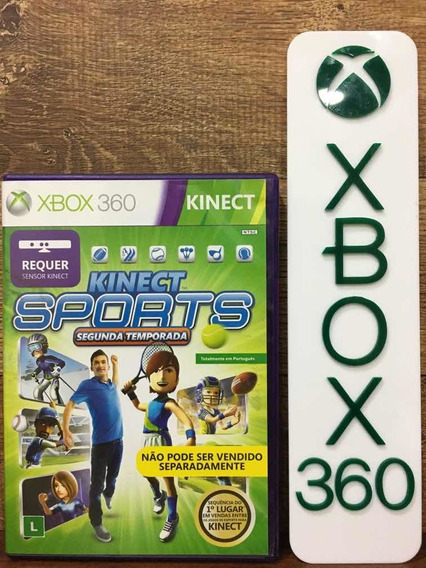 Kinect Sports Segunda Temporada Xbox 360 Original P\ Entrega