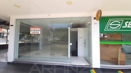 Local Comercial  Con Terraza 37 Mtrs