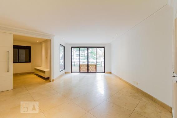 Apartamento Para Aluguel - Vila Nova Conceição, 3 Quartos, 164 - 892997453