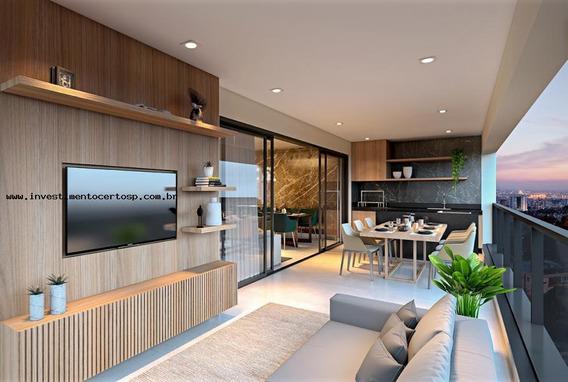 Apartamento Para Venda Em São Paulo, Água Branca, 3 Dormitórios, 3 Suítes, 5 Banheiros, 2 Vagas - Unicco_1-1394675