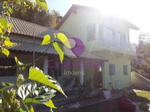 Chácara Com 3 Dormitórios À Venda - Monte Negro - Santa Isabel/sp - Ch0044 - 68334066