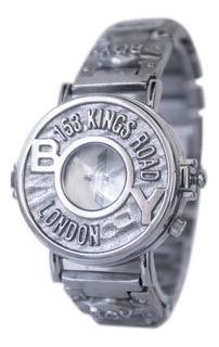 Reloj Pulsera Vintage Boy London 493 Agente Oficial