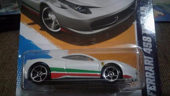 Miniatura Ferrari 438 Italia Hot Wheels Lacrada !