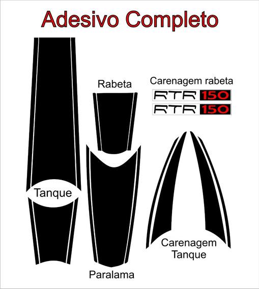 Adesivo Dafra Apache 150 Completo