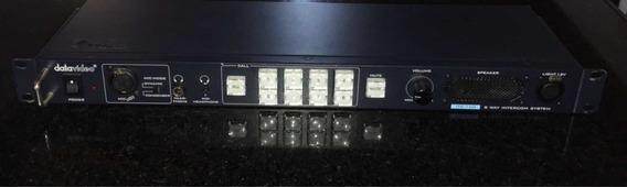 Datavideo Itc-100 Intercom (apenas Base) Promoção!!