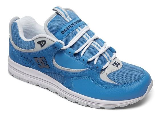 Zapatillas Dc Shoes Mod Kalis Lite Azul!!! Coleccion 2019