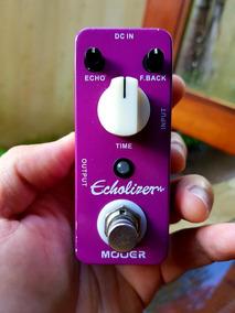 Pedal Guitarra Delay Mooer Echolizer