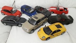 Autos De Coleccion Escala 1/18