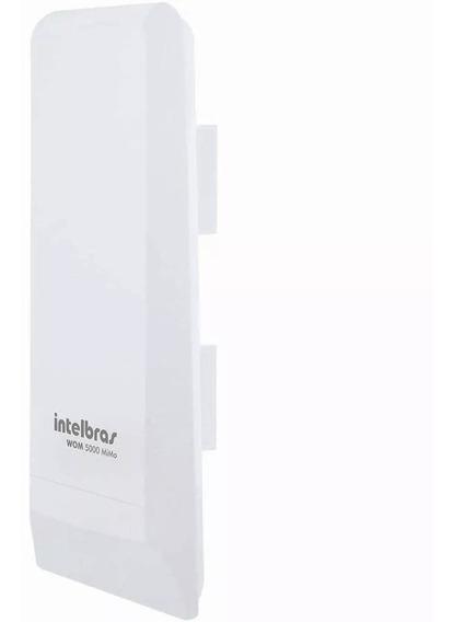 Antena Outdoor Wireless Intelbras Wom 5a Mimo 5ghz 16 Dbi