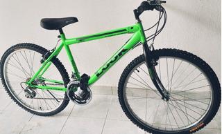 Bicicleta 26 Montaña 18 Velocidades