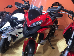 Ducati Maletas Laterales. Susp Electronica. Hobbycer Bikes 2