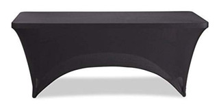 Mantel Tipo Lounge Para Mesa Plegable 1.83 X 76 Cms