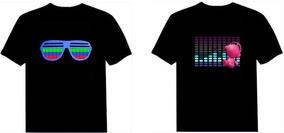 2b970d3f7 Camiseta Led Ritmica - Ropa y Accesorios en Mercado Libre Colombia