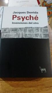 Psyche - Jacques Derrida
