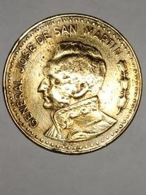 Moneda De 100 Pesos Argentino 1981